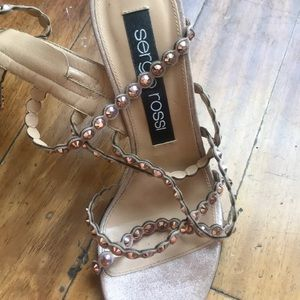 Sergio Rossi Shoes - Serigo Rossi Strass sandals